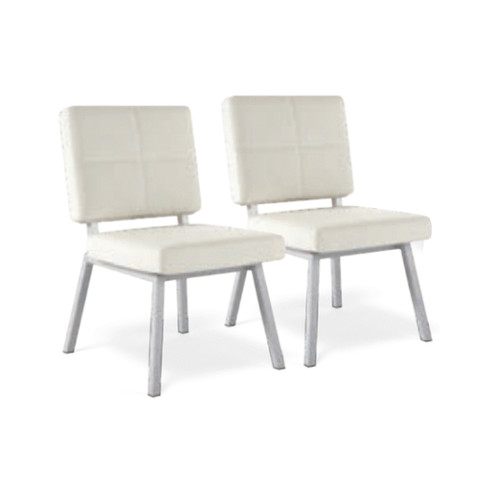 Thos. Baker PAIR madison dining chair (canvas)
