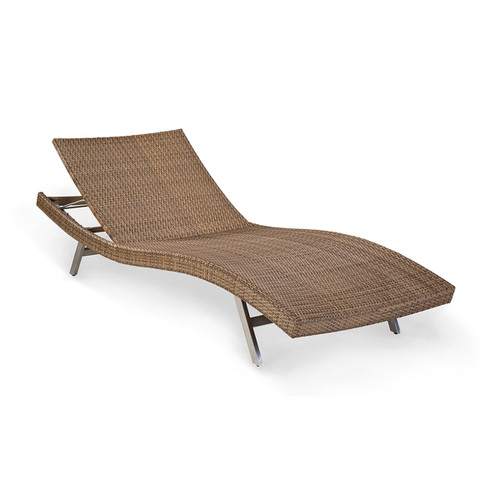 Palms Wave Lounger Chaise