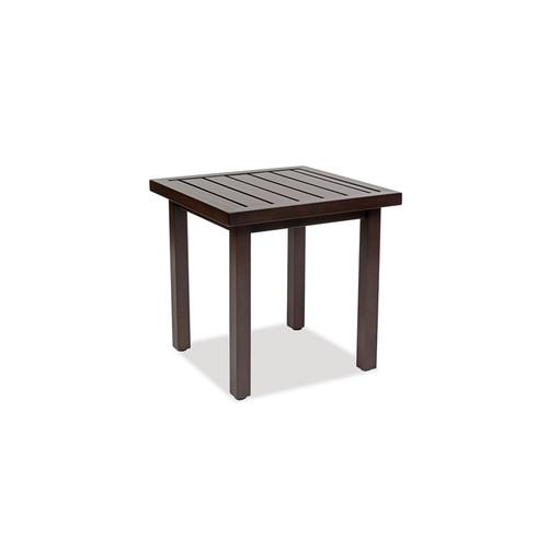 Thos. Side Table (Mahogany)
