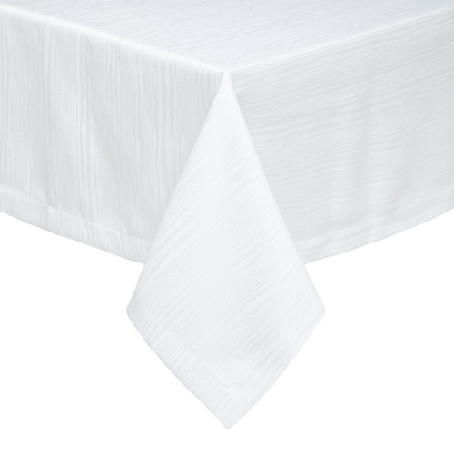 Mode Living Madison White Tablecloth