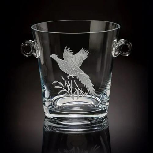 Julie Wear Designs Upland Game Birds Pheasant Ice Bucket/Cooler