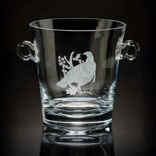 Julie Wear Designs Upland Game Birds Wild Turkey Ice Bucket/Cooler