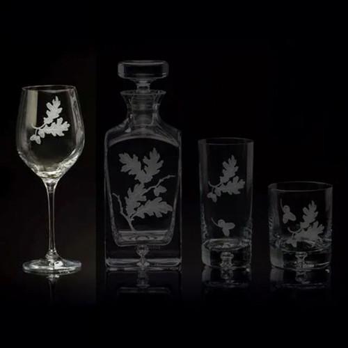 Julie Wear Designs Equestrian Cheval Wine Glass