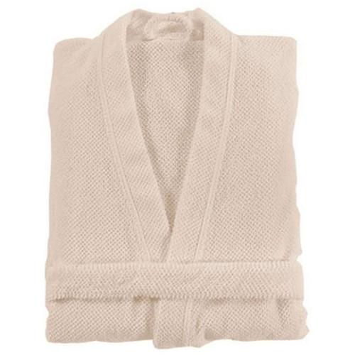 Graccioza Bath Linens Bee Waffle Bathrobe - Kimono