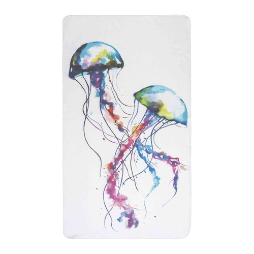Graccioza Bath Linens Jellyfish Beach Towel