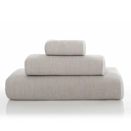 Graccioza Bath Linens Linen Duo Bath Sheet