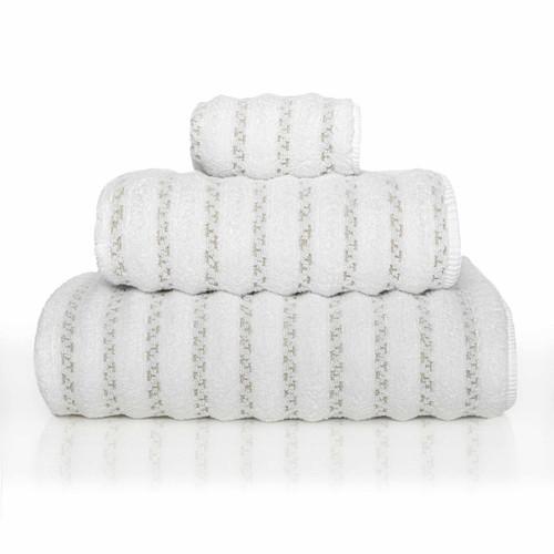 Graccioza Bath Linens Petra Washcloth