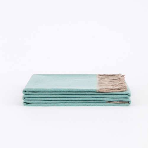 Mazotto Lab Torcello Blend Cashmere Double Face Throw