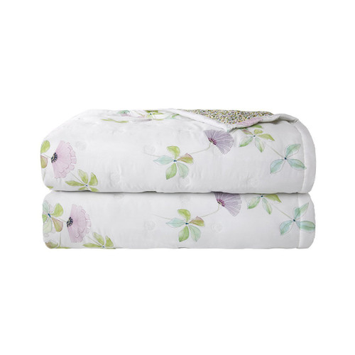 Yves Delorme Epure Quilted Coverlet