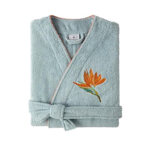 Yves Delorme Women's Utopia Kimono Bathrobe