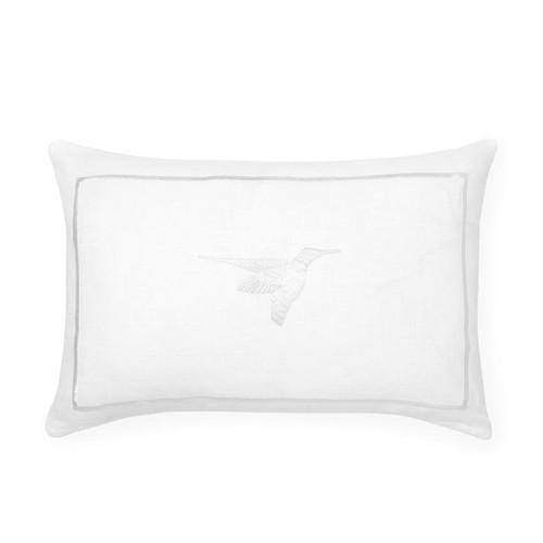 Sferra Colibri 12 x 18 Decorative Pillow