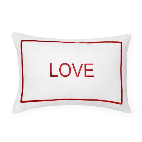 Sferra Love Decorative Pillow