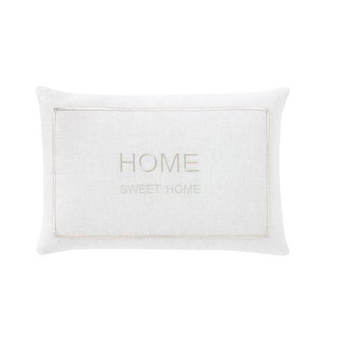 Sferra Home Sweet Home Massima Decorative Pillow