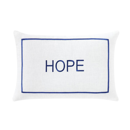 Sferra Hope Decorative Pillow