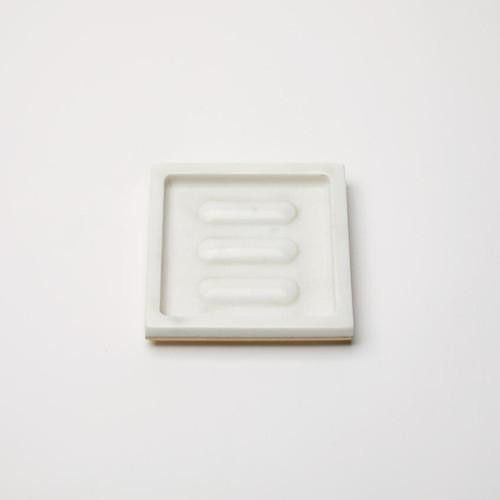 Sferra Pietra Marble Soap Dish