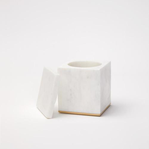 Sferra Pietra Marble Storage Jar