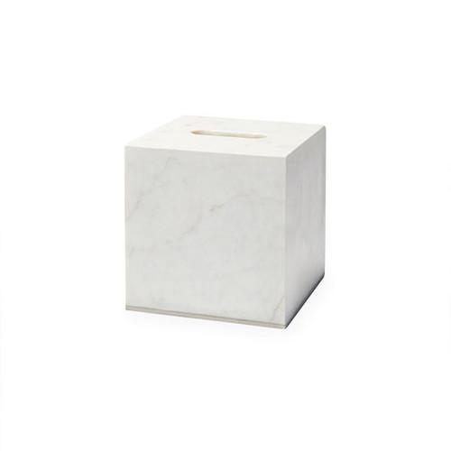 Sferra Pietra Marble Tissue Holder