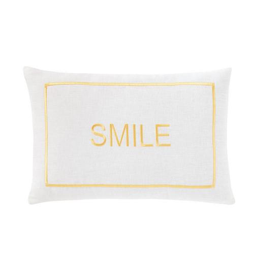 Sferra Smile Massima Decorative Pillow