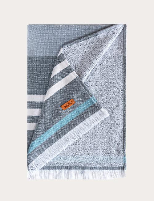BRICINI FORMOSA BEACH TOWEL 35''X72'' MULTICOLOR