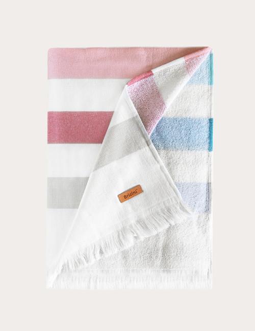 "BRICINI HONOLULU BEACH TOWEL 72""X72"""