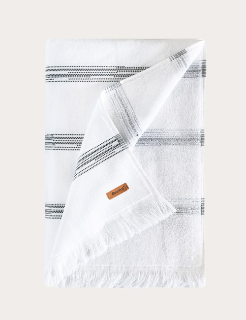 BRICINI LIMASSOL BEACH TOWEL 35''X72''