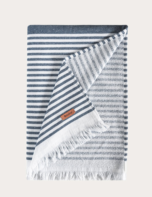 BRICINI MELIDES BEACH TOWEL 35''X72''