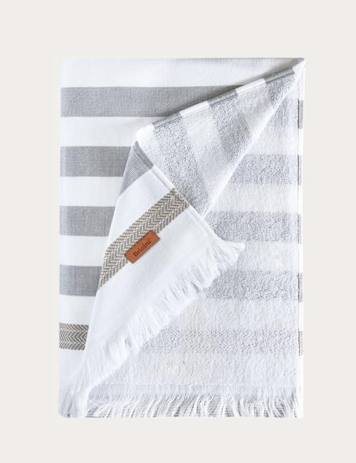 "BRICINI MONTEREY BEACH TOWEL 72""X72"""
