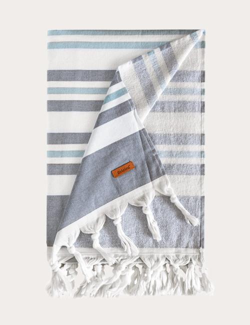 """BRICINI SARDINIA BEACH TOWEL 35""""X72"""""""