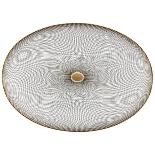 Raynaud Oskar N°3 Large Oval Dish/Platter