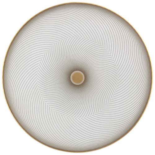 Raynaud Oskar N°4 Flat Round Dessert Coupe Plate