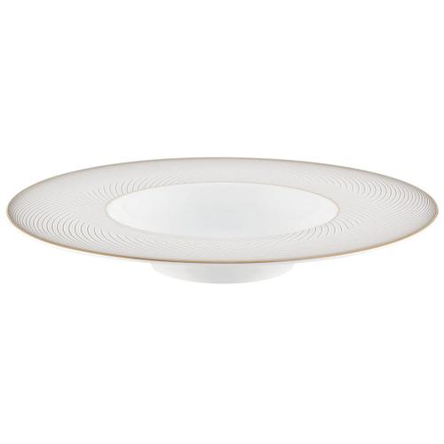 "Raynaud Oskar N°4 Round 10.6"" French Rim Soup Plate"