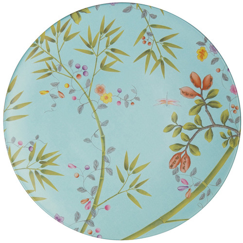 Raynaud Paradis N°1 Round Turquoise American Dinner Plate