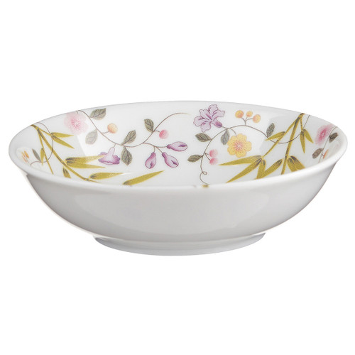 Raynaud Paradis Deep Round White Breakfast Coupe Plate