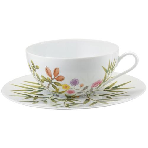 Raynaud Paradis White Breakfast Cup