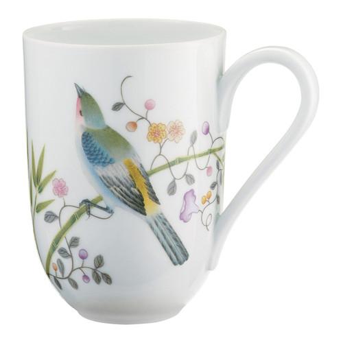 Raynaud Paradis Round White Mug