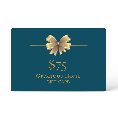 4th Of July Gift Card $75. You will receive an emailed Gift Card Code 2 weeks after receipt of order.