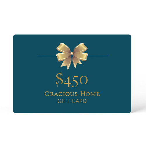 4th Of July Gift Card $450. You will receive an emailed Gift Card Code 2 weeks after receipt of order.