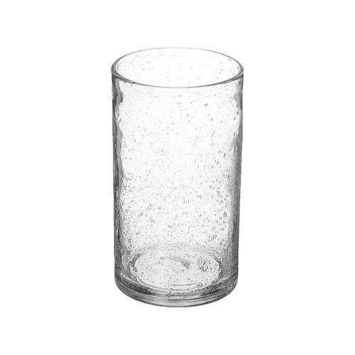 Tag Bubble Tumbler Glass