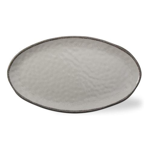 Tag Veranda Melamine Ivory Oval Platter