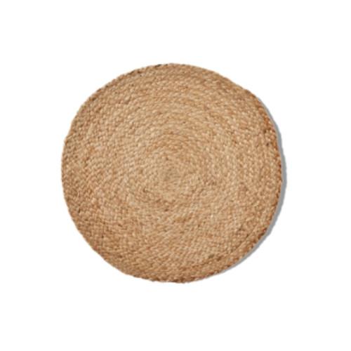 Tag Hemp Natural Braided Placemat