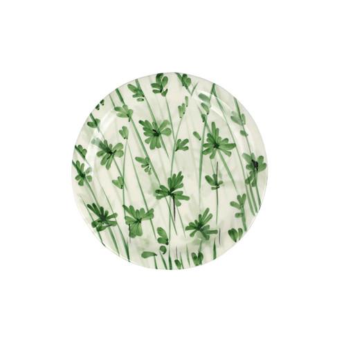 Vietri Erbe Parsley Salad Plate