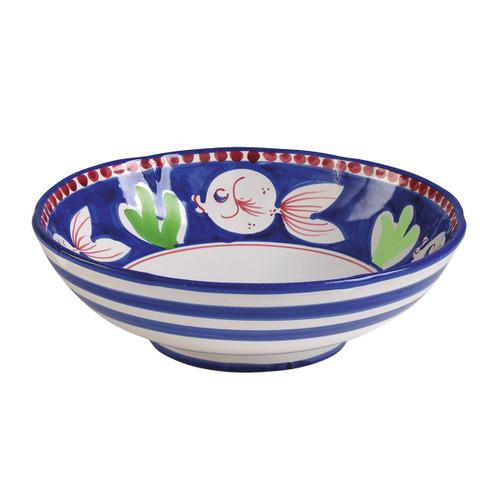 Vietri Campagna Pesce Large Serving Bowl