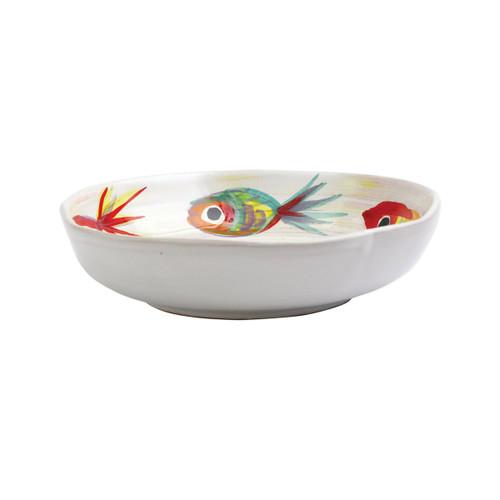 Vietri Pesci Colorati Pasta Bowl