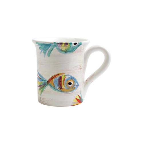 Vietri Pesci Colorati Mug
