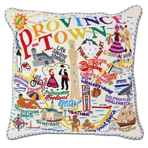 Catstudio PROVINCETOWN Pillow