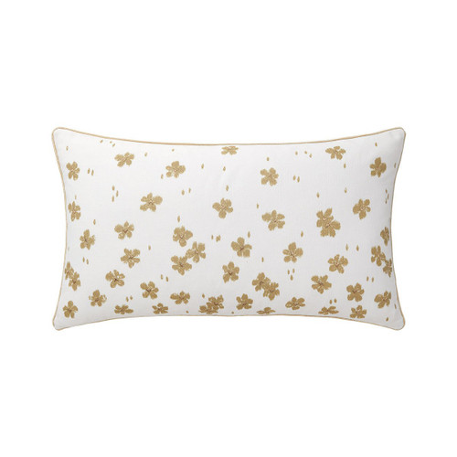 Yves Delorme Nuit Blanche Decorative Pillow