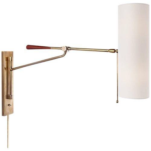 Aerin Frankfort Articulating Wall Light
