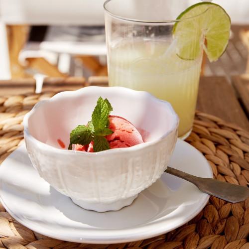 """Costa Nova Aparte Soup/Cereal Bowl White- 5.5"""""""