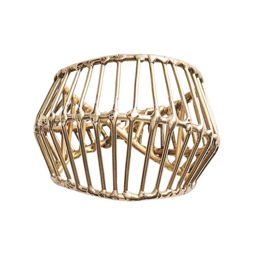 Kim Seybert Cage Napkin Ring