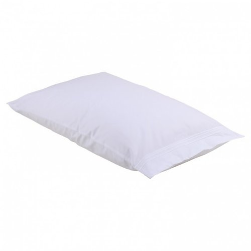 Frette Tre Bourdon White Pillowcase